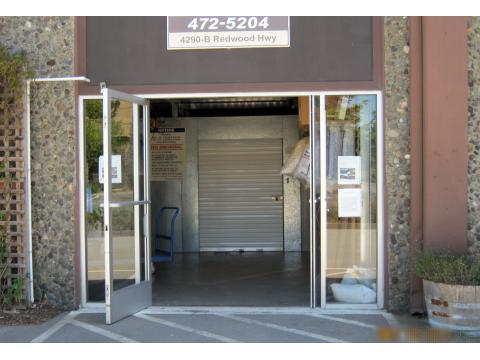 Terra Linda Mini Storage, Marin County