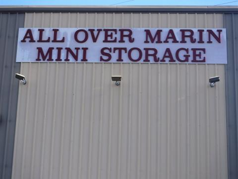 Larkspur Mini Storage, Marin County