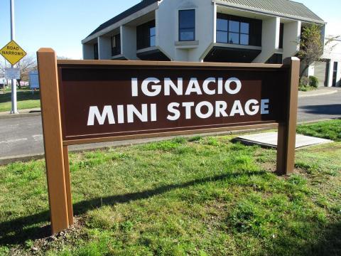 Ignacio Mini Storage, Marin County