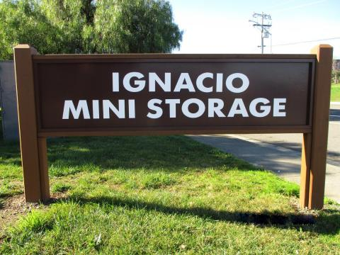 Ignacio Mini Storage, Marin County
