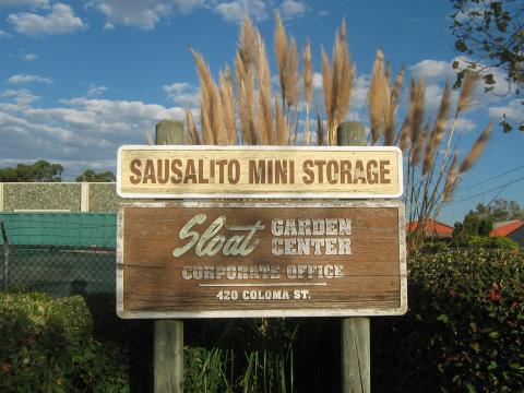 Merveilleux Sausalito Mini Storage, Marin County
