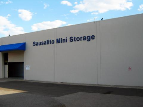 Sausalito Mini Storage, Marin County