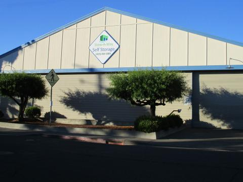 Stow-A-Way Self Storage Marin County