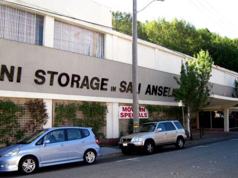 Classic Car Storage Sausalito Ca